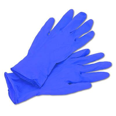 Kimberly-Clark Nitrile Exam Small Gloves in Purple