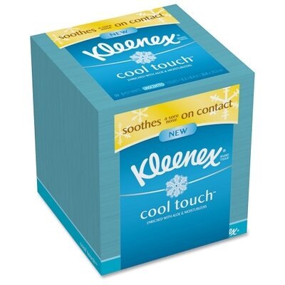 Kimberly-Clark Cool Sensation Facial Tissue