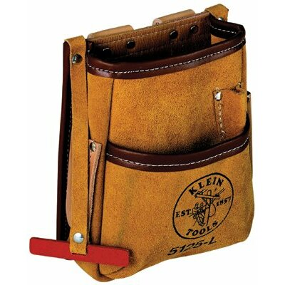 Klein Tools 5-Pocket Tool Pouches - 55103 electricians pouch