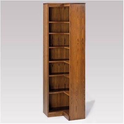 "Hale Bookcases 200 Signature Series Inside Corner 84"" Bookcase"