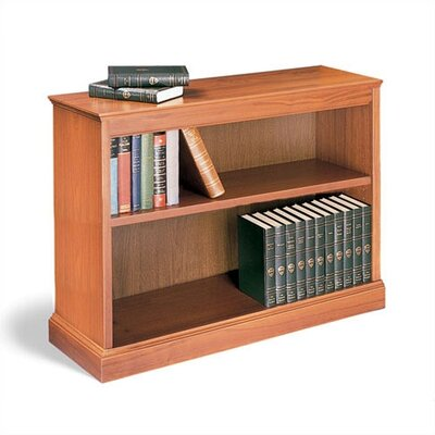 "Hale Bookcases 200 Signature Series 30"" H Two Shelf Deep Storage Bookcase"