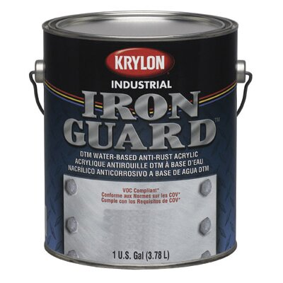 Krylon Yellow OSHA Safety Industrial Coatings™ Iron Guard® Acrylic Enamel Paint