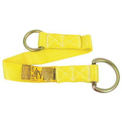 Lewis Manufacturing Co. Lanyard Anchors - la-2-y lanyard anchor 25-1009