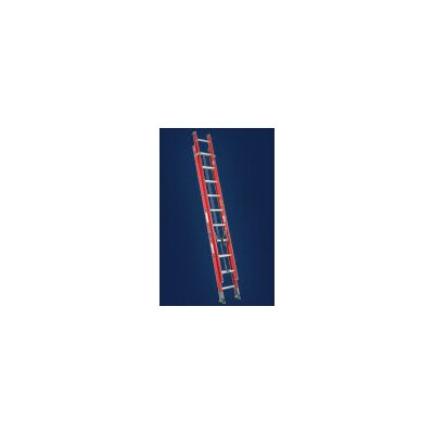 Louisville Ladder 16' Type IA Non-Conductive Extension Ladder