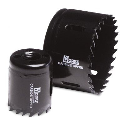 "M.K. Morse Carbide Tipped Hole Saws - 7/8"" carbide tipped holesaw"