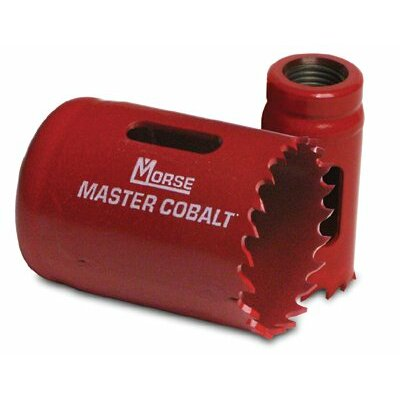 "M.K. Morse Master Cobalt® Bimetal Hole Saws - 4"" variable pitch hole saw"