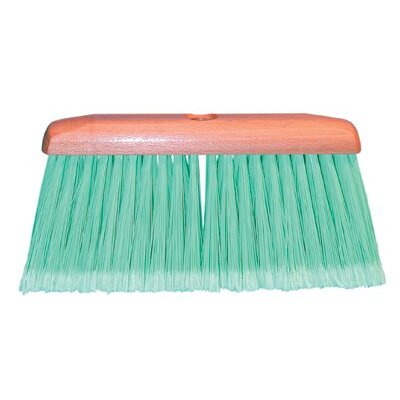 Magnolia Brush Feather-Tip Household Floor Brooms - household broom w/a48 343b3d feather-tip