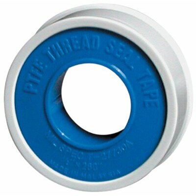 "Markal PTFE Pipe Thread Tapes - 1/4""x520' PTFE pipe thread tape standard gr"