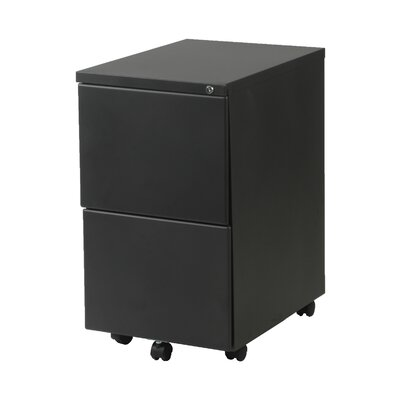 Eurostyle 2-Drawer Gordon Mobile File Cabinet
