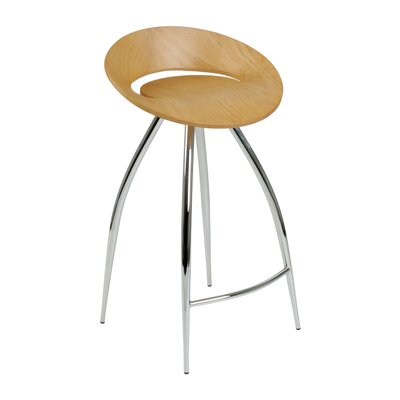 "Eurostyle Rubin 26"" Swivel Bar Stool"