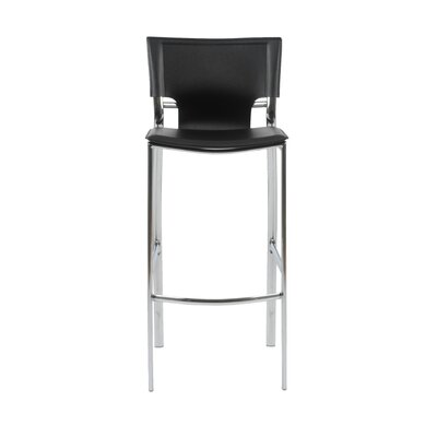 Vinnie Leather B Barstool Set