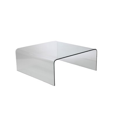 Eurostyle Ginny Coffee Table in Clear