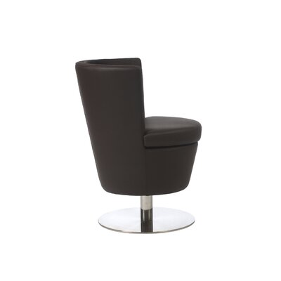 Eurostyle 5 lbsSquire Chair in Brown