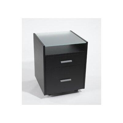 Eurostyle Ballard 2-Drawer Filing Cabinet