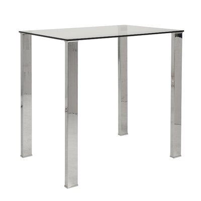 Eurostyle Beth Pub Table Set
