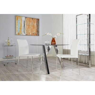Eurostyle Fridrika 3 Piece Dining Set