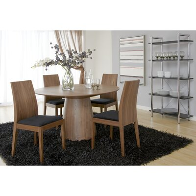 Eurostyle Wesley 5 Piece Dining Set