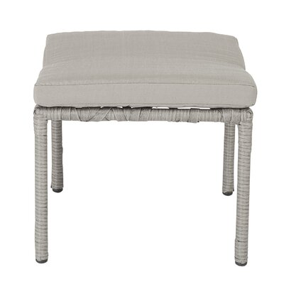 Eurostyle Gazelle Ottoman with Cushion