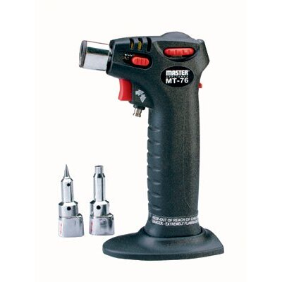 Master Appliance Triggertorch™ Microtorch Kits - 10554 triggertorch 3 in1 self igniting