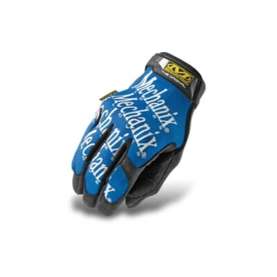 Mechanix Wear Gloves Mechanix Blue Medium