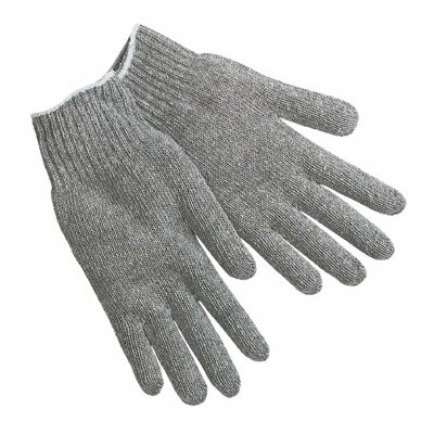 Memphis Glove String Knit Gloves - large 100% cotton heavyweight natural str. glove
