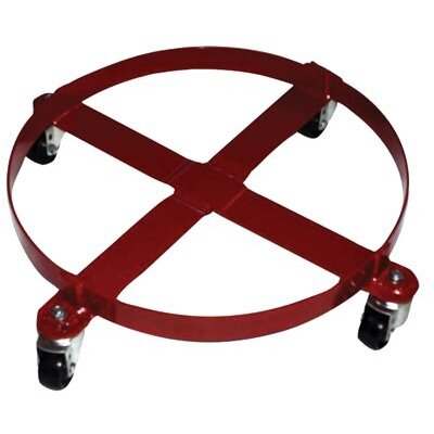 Milwaukee Hand Trucks Welded Drum Dollies - drum dolly 800lb capacity