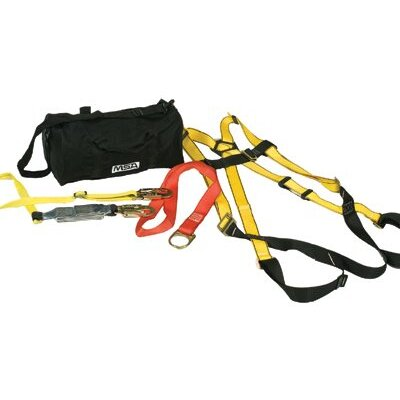 MSA Workman® Fall Protection Kits - workman kit harn xlg tbls w/ptgrd