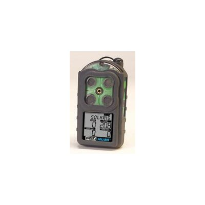 MSA Multigas Detector 4-Gas Instrument Industrial Kit (Includes Econo-Cal Kit And Datalogging Option)