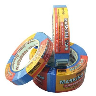 Nashua Painters Masking Tapes - 140b blu 24mmx55m painter