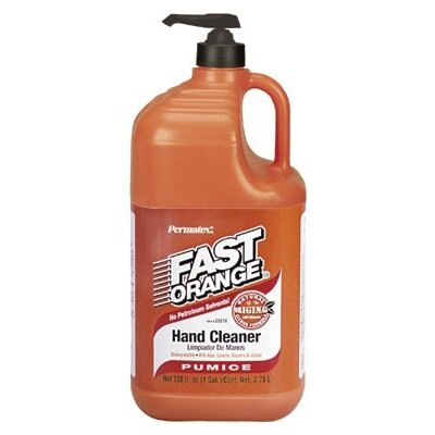 Permatex Permatex - Fast Orange Pumice Lotion Hand Cleaners Fast Orange Hand Cleanerpumice 1 Gallon Bottle: 230-25218 - fast orange hand cleanerpumice 1 gallon bottle