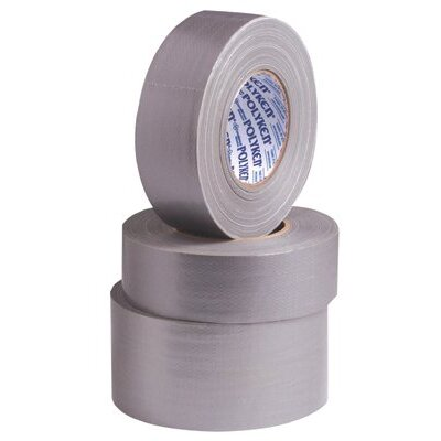 "Polyken Multi-Purpose Duct Tapes - 223-2-silver 2""x60yds silver duct tape"