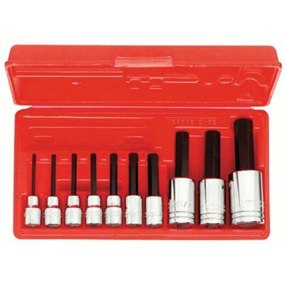 Proto 10 Pc. Hex Bit Socket Sets - set hex bit 3/8-1/2 dr 1