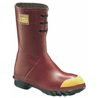 "Ranger Insulated Steel Toe Boots - 12"" red pac insulated safety boot"