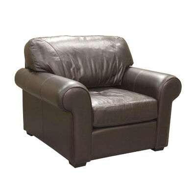 Dakota Leather Arm Chair