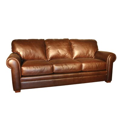 Hamilton Leather Sofa
