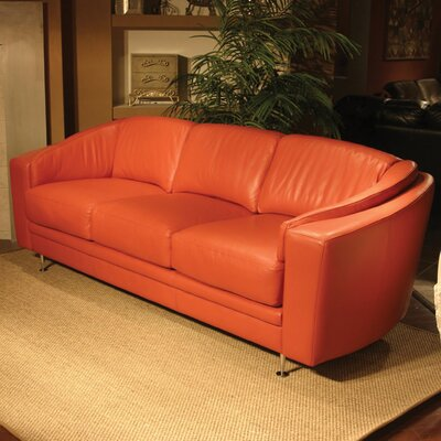 Coja Fiona Leather Sofa