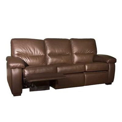 Coja Midland Leather Reclining Sofa