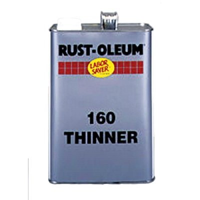 Rust-Oleum Rust-Oleum - Thinners 633 Thinner: 647-633402 - 402 thinner9f/brush application)