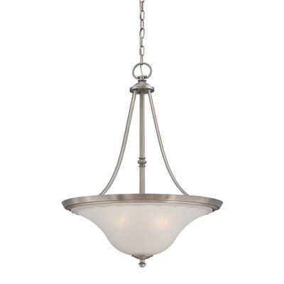 Aliza 4 Light Inverted Pendant