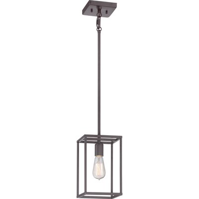 New Harbor 1 Light Mini Pendant