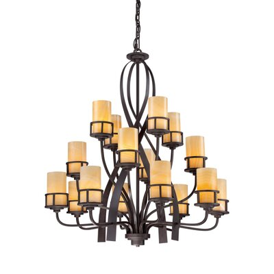 Kyle 16 Light Chandelier
