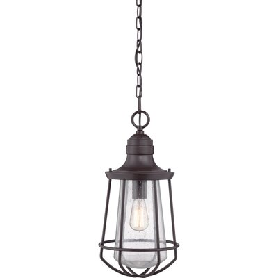 Quoizel Marine 1 Light Outdoor Hanging Lantern