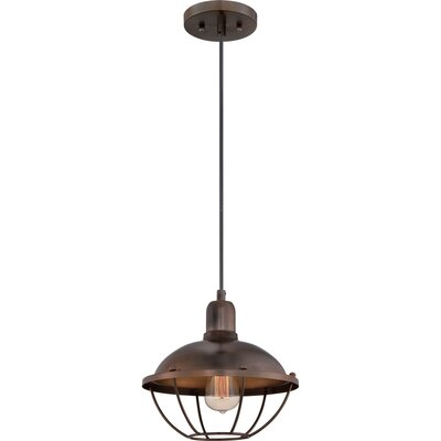 Heritage 1 Light Mini Pendant