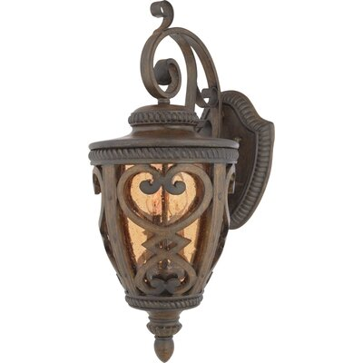 Quoizel French Quarter Outdoor Wall Lantern