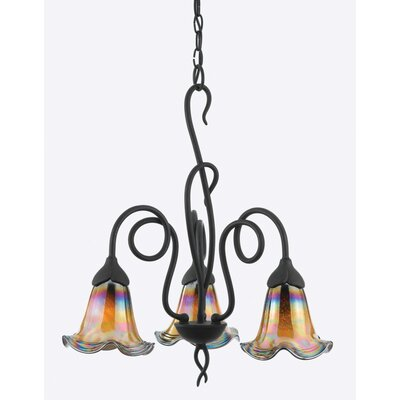 Bellissimo 3 Light Chandelier