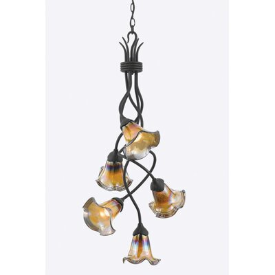 Bellissimo 5 Light Chandelier