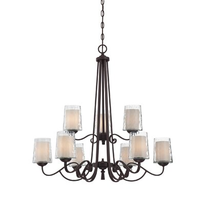 Quoizel Adonis 9 Light Chandelier