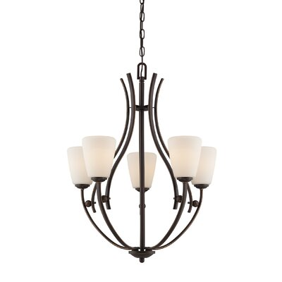 Quoizel Chantilly 5 Light Chandelier