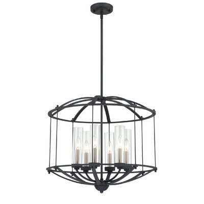 Quoizel Troy 6 Light Foyer Pendant