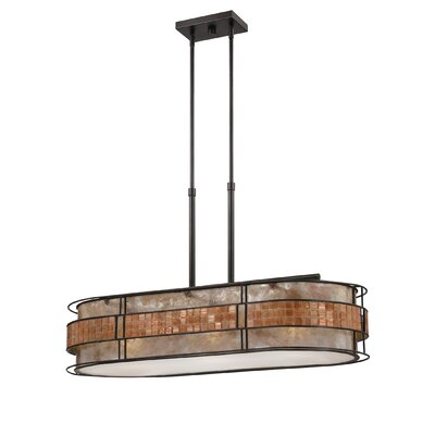 Laguna 3 Light Kitchen Pendant Light